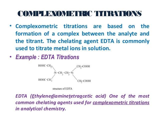Complexometric Determination of Nickel using EDTA Essay Sample