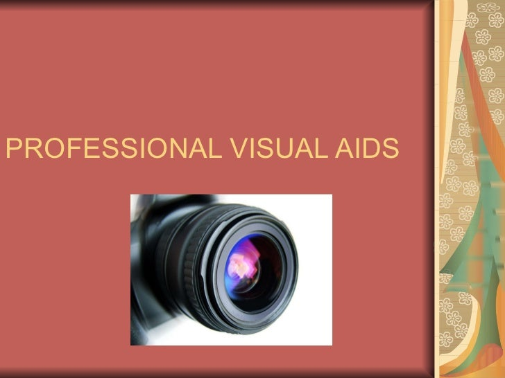 PROFESSIONAL VISUAL AIDS