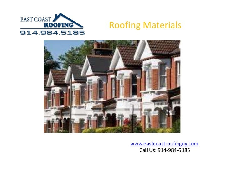 Types of roofing and their advantages
