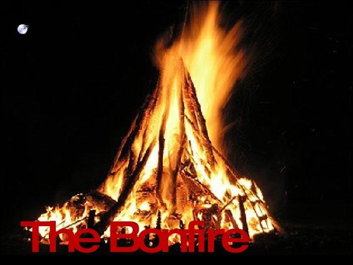 The Bonfire Room  Presents <ul><li>The Bonfire Room </li></ul>