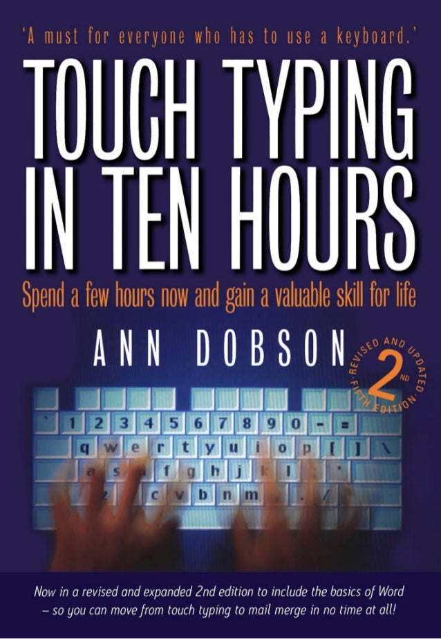 TOUCHTYPING INTENHOURS
