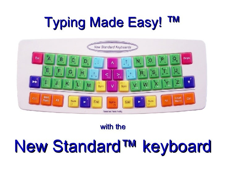 Typing Made Easy