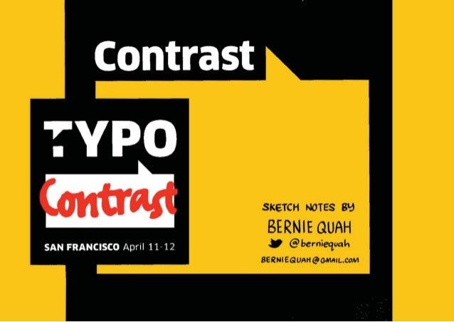 TYPO San Francisco 2013