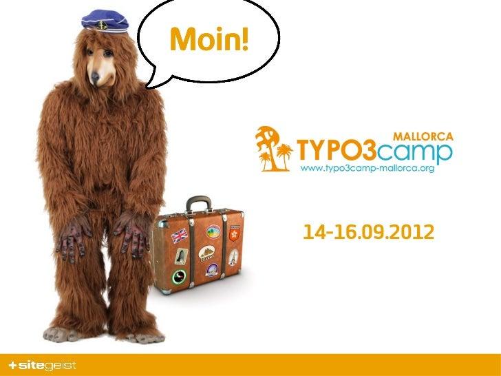 Moin!        14-16.09.2012