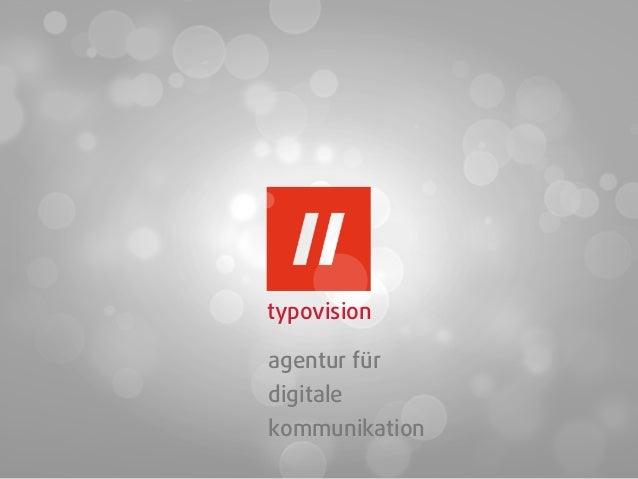 TYPO3 Enterprise Suche mit Apache Solr - typovision GmbH