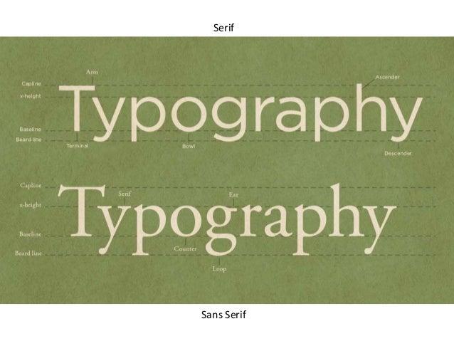 SerifSans Serif