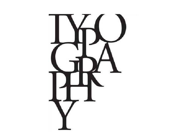 Typography and online communication