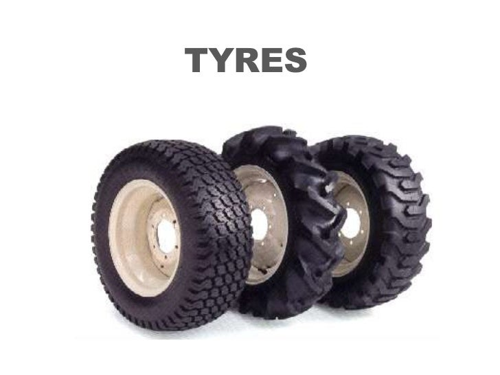 TYRES<br />