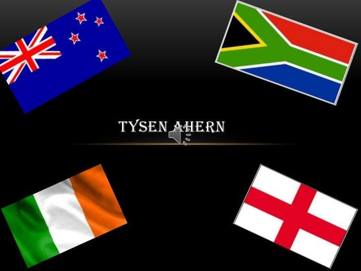 TYSEN AHERN