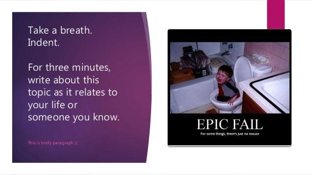 11 minute essay