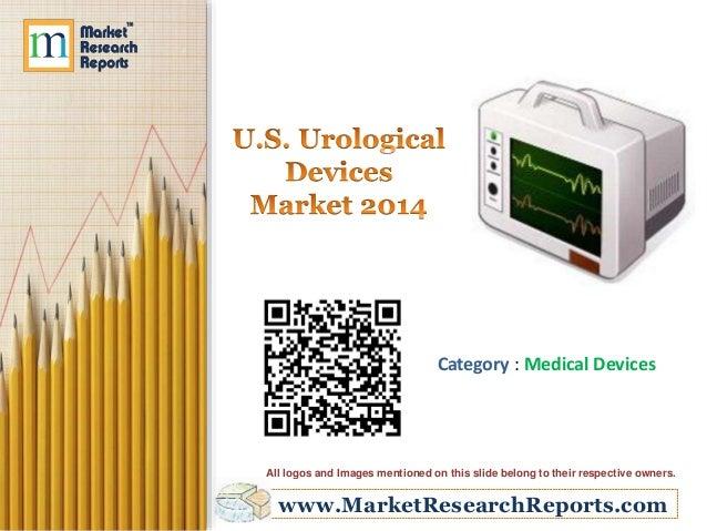 U.S. Urological Devices Market 2014