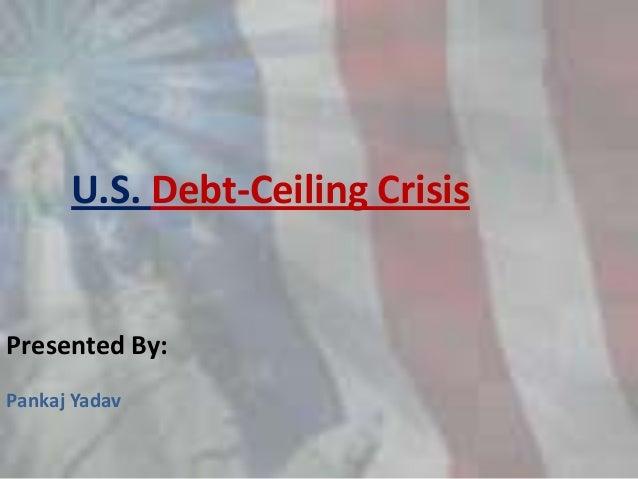 U.s. dedit crisis