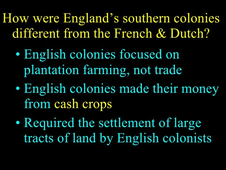 What were the Sim. and Diff. between Spanish, French, and English colonization in America?