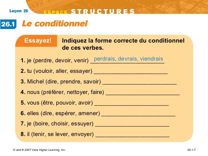 Essayer french translation