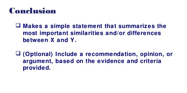 HELP! What is the difference between Analyzing & Summarizing?