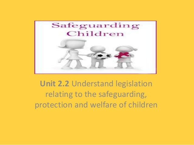 tda unit 2 2 safeguarding Tda 23: communication and professional relationships with children, young people and adults  unit 22 safeguarding the welfare of children and young people.