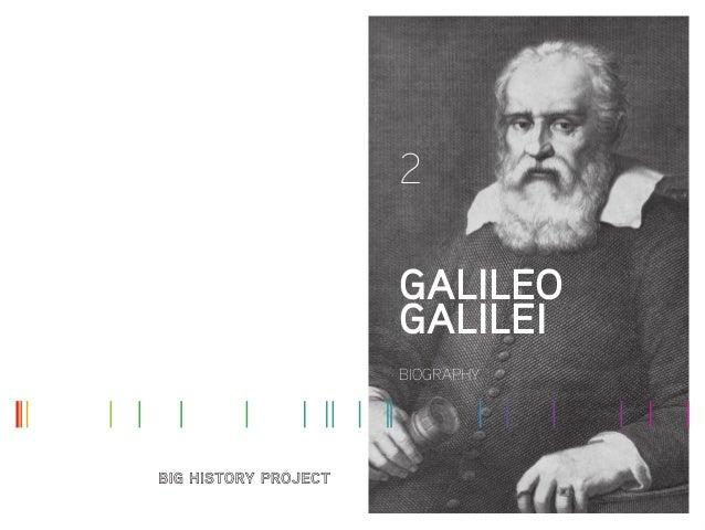 biography on galileo galilei essay