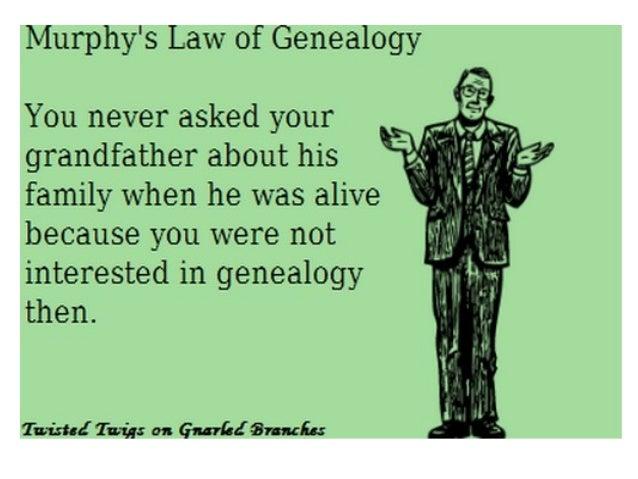 U3 a genealogy dec 2012