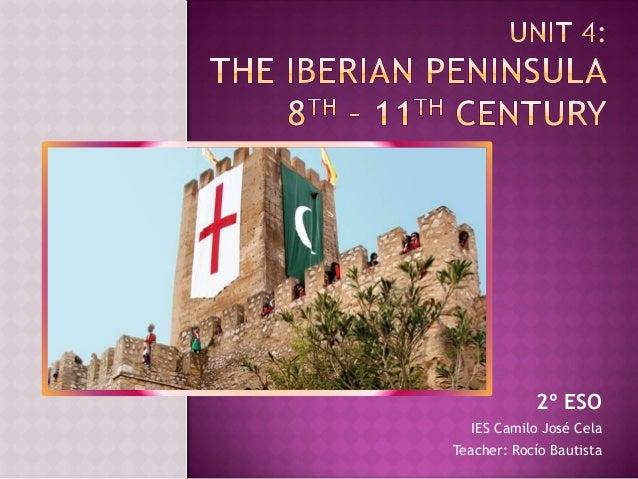 U4.+iberian+peninsula+8 11+centuries