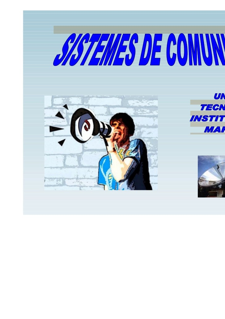 U4.sistemes de comunicacio