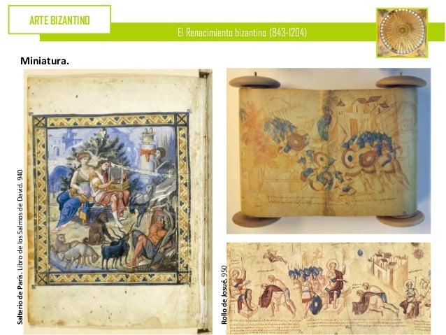 Salterio de París. Libro de los Salmos de David. 940                                                       Miniatura.     ...