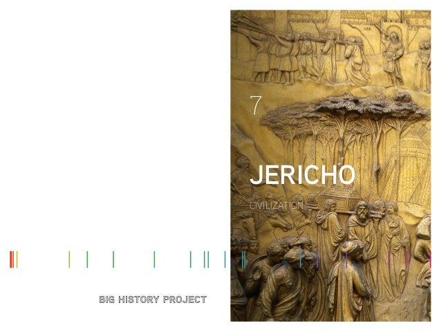 CIVILIZATION JERICHO 7