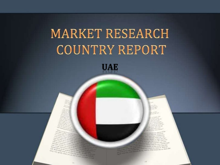 UAE  country report