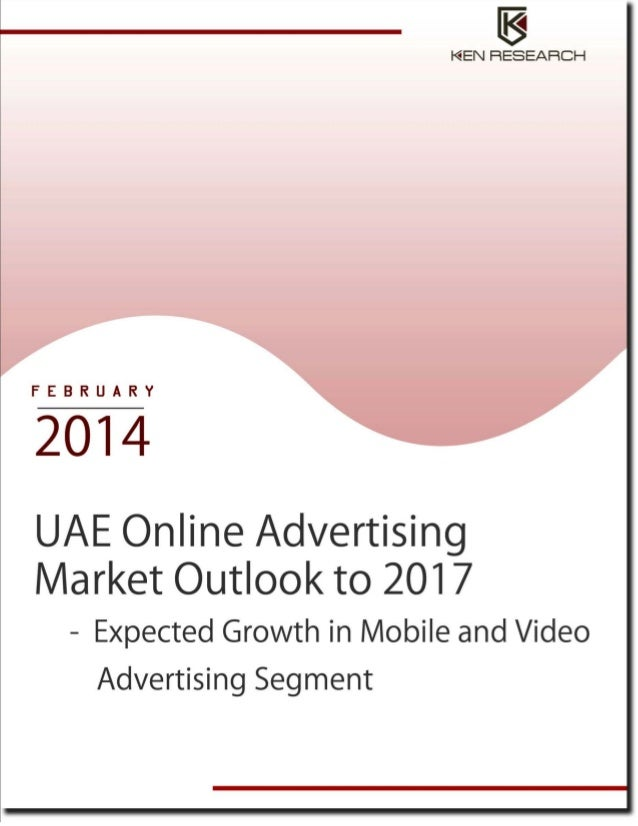 UAE Online Advertising Market Research Report