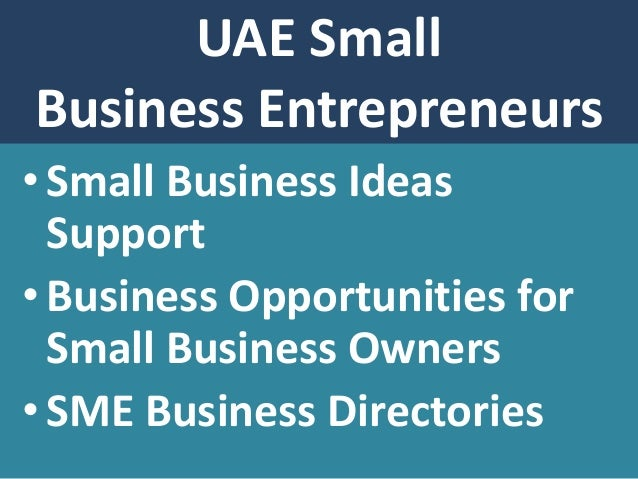 small scale business in kerala ideas uae small business opportunities