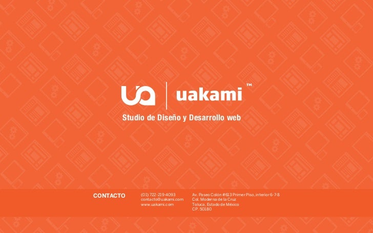 Uakami About Us