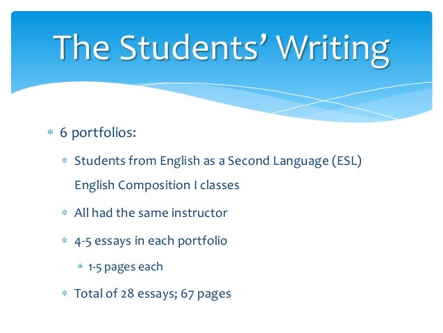 english comp ii thesis English comp 2 academic essay paper write your revised two-part thesis statement here part ii: next.