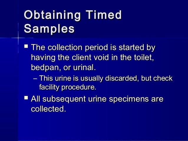 clean catch urine specimen instructions