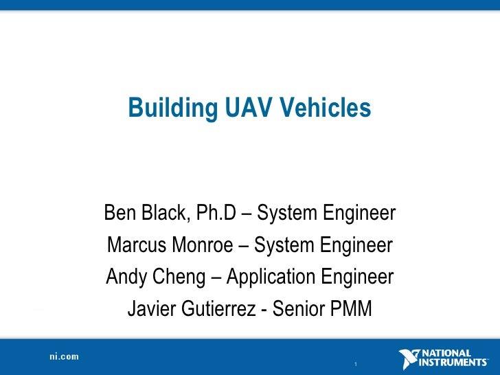 UAV Development