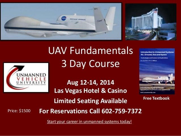 UAV Fundamentals Course at New York Times Square