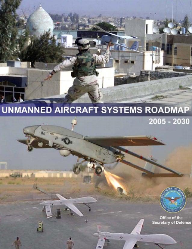 UAS ROADMAP 2005