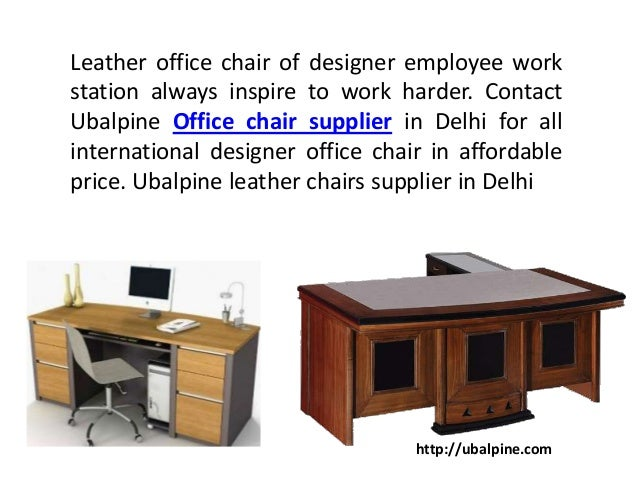 Ubalpine International Design Office Chair Supplier In Delhi Ncr