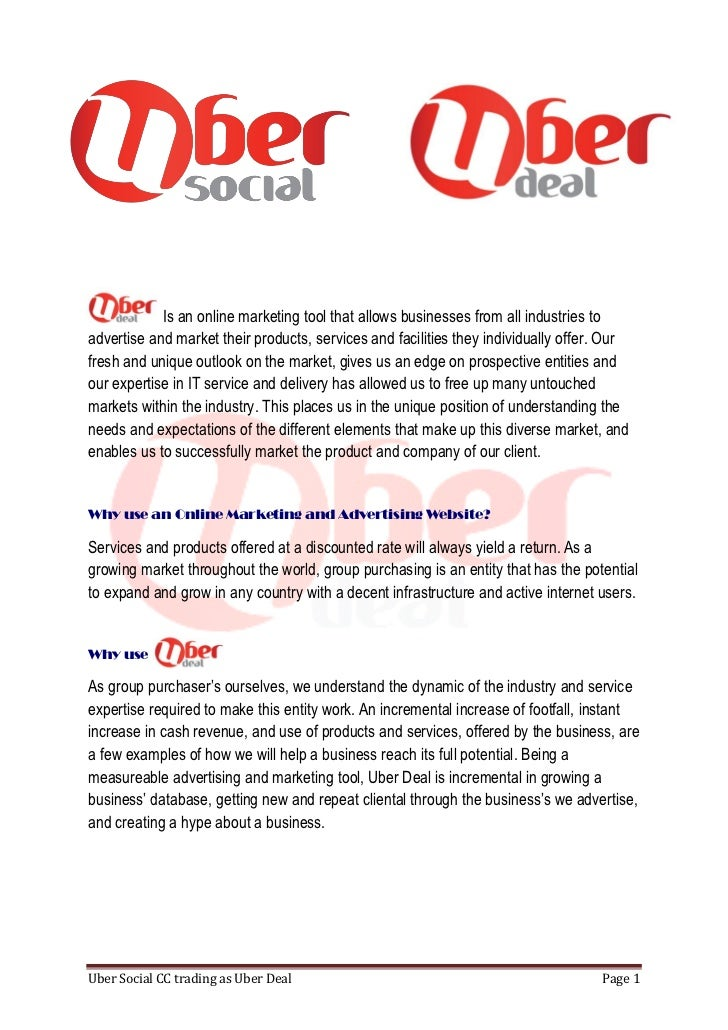 Is an online marketing tool that allows businesses from all industries toadvertise and market their products, services and...