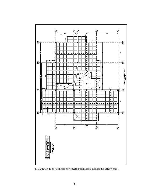 Ubicaci n de ejes en un plano arquitect nico for Ejes arquitectonicos