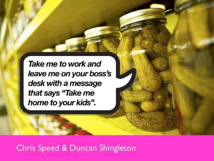Chris Dimension for Digital Architectural Practice         Speed & Duncan ShingletonA Social City    Social