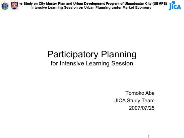 Ubmps learning session_abe_en