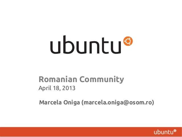 Ubuntu LoCo