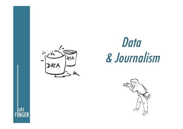 Data and Journalism