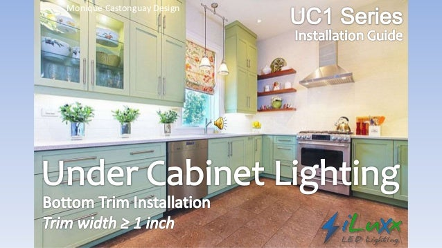 monique castonguay design cabinet lighting guide