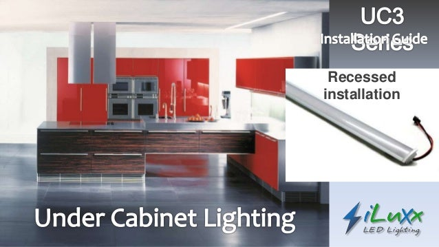 recessed installation cabinet lighting guide