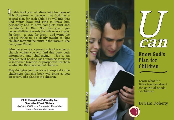 UI n this I you will delve into the pages of                                                     U-Can Know God's Plan for...