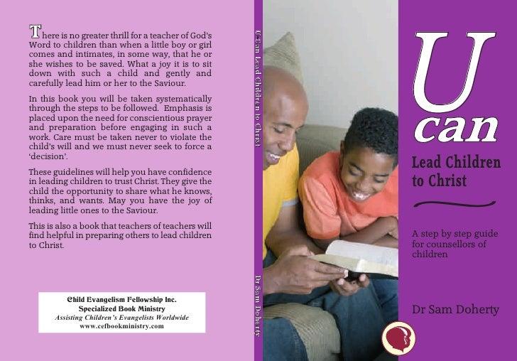 U can lead children