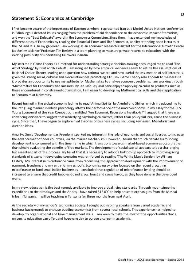 Accounting  amp  Financial Management   Stockholm School of Economics Sheffield Hallam University Postgraduate personal statement msc finance