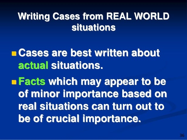 Case study methods in business research