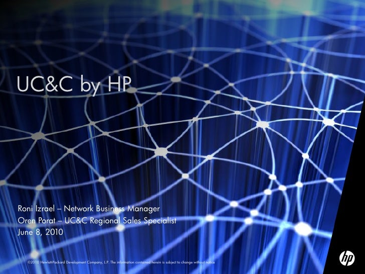 Ucc by hp