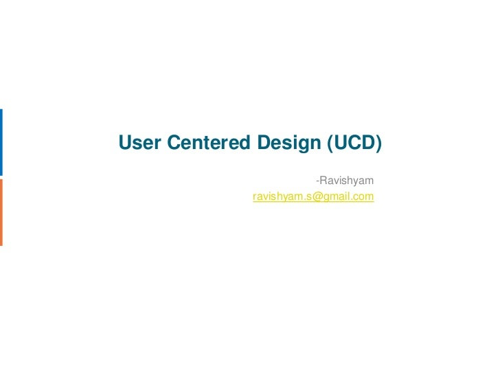 UCD overview